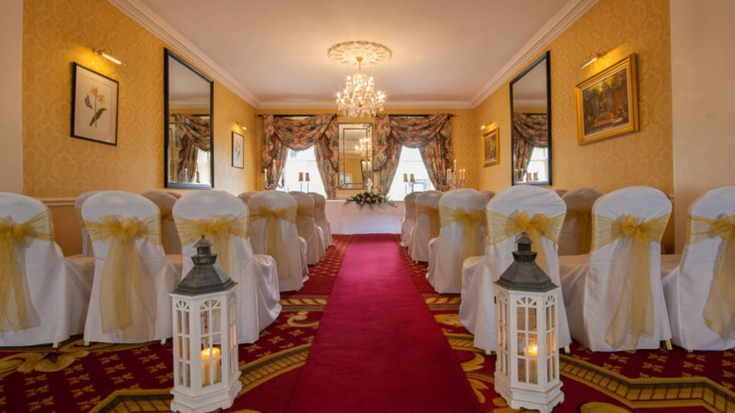 Civil Ceremonies at the Greville Arms Hotel