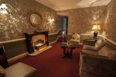 Sitting Room at the Greville Arms Hotel